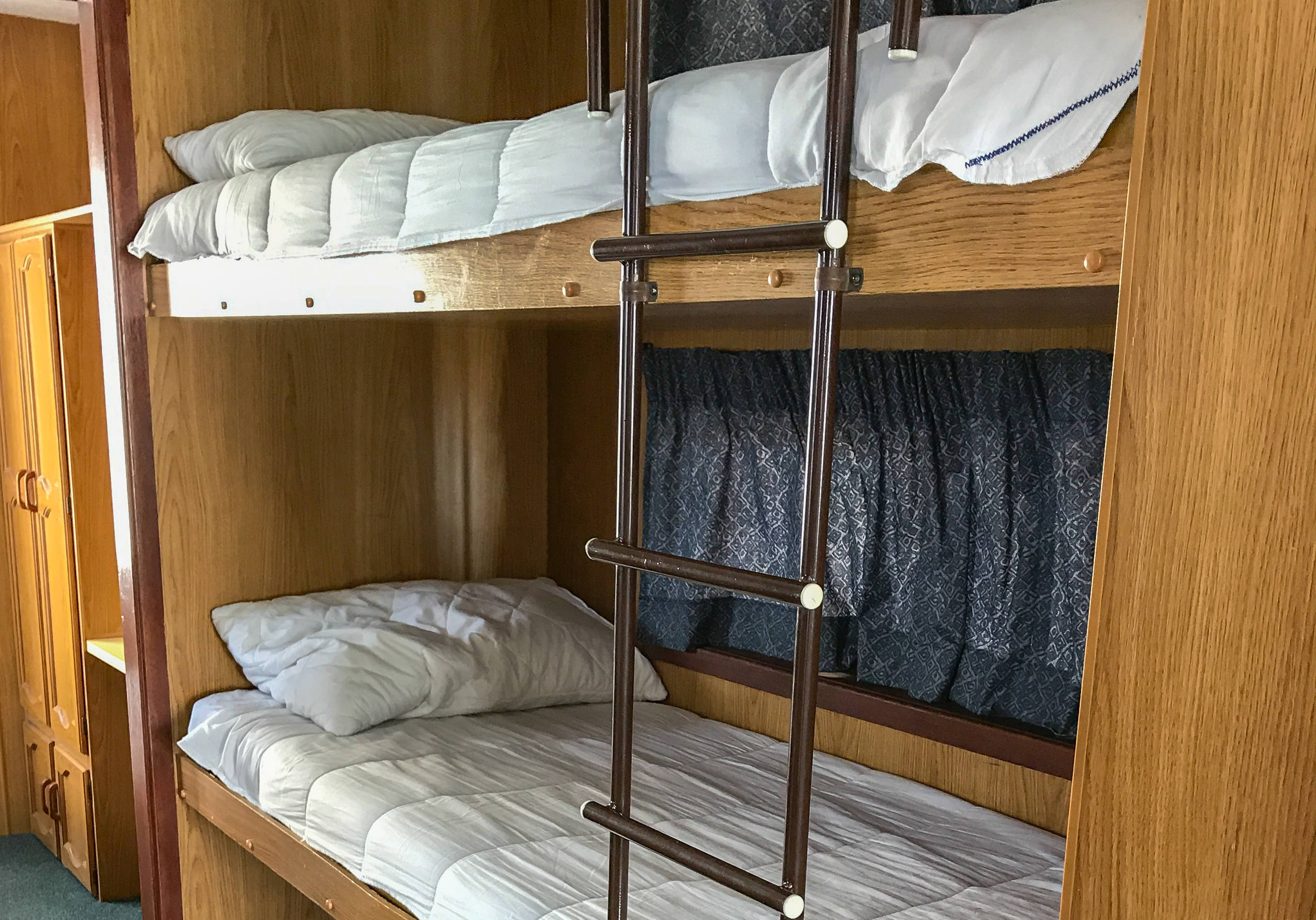 Cabin 54 - Bunks