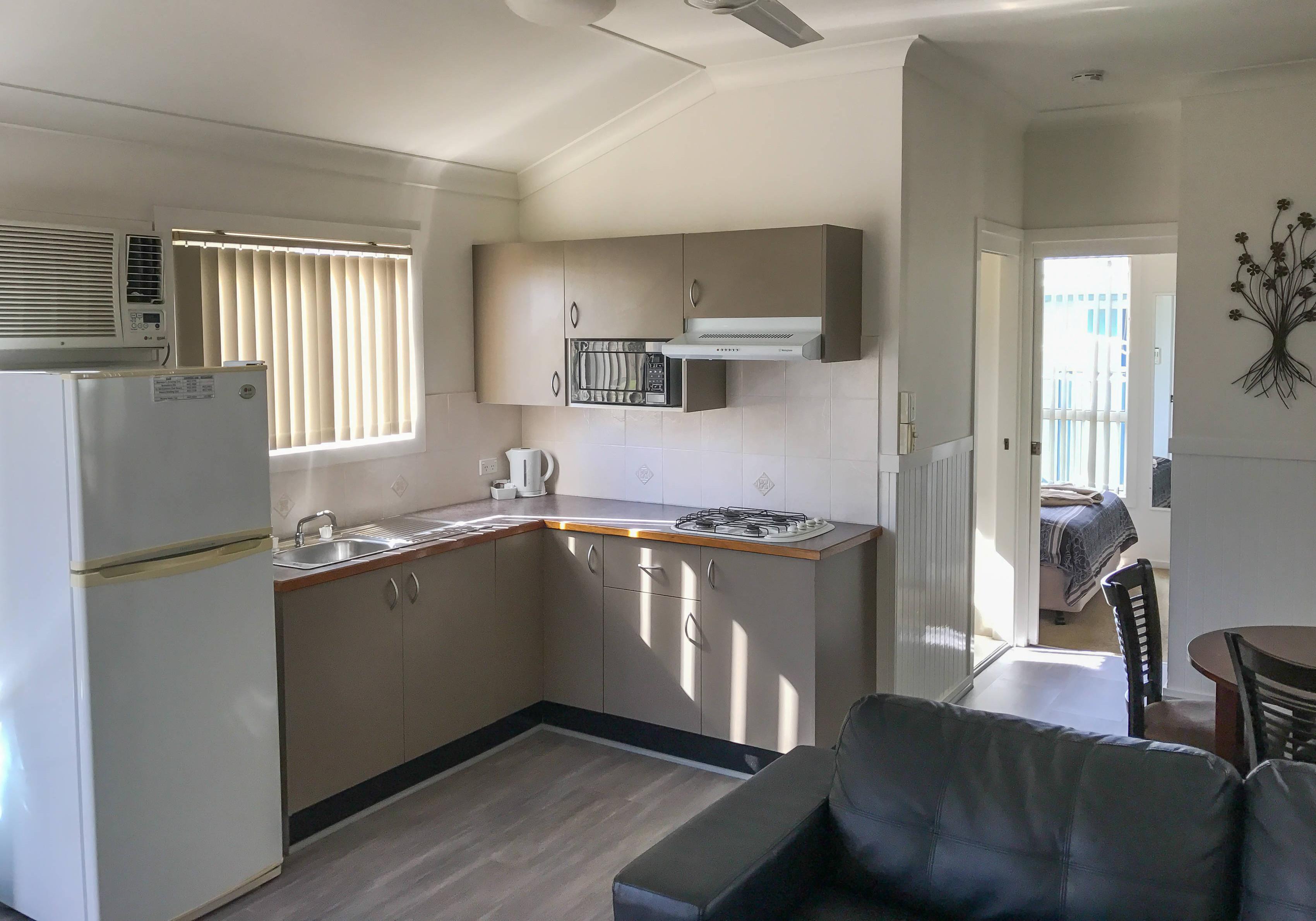 Cabin 59 - Kitchen