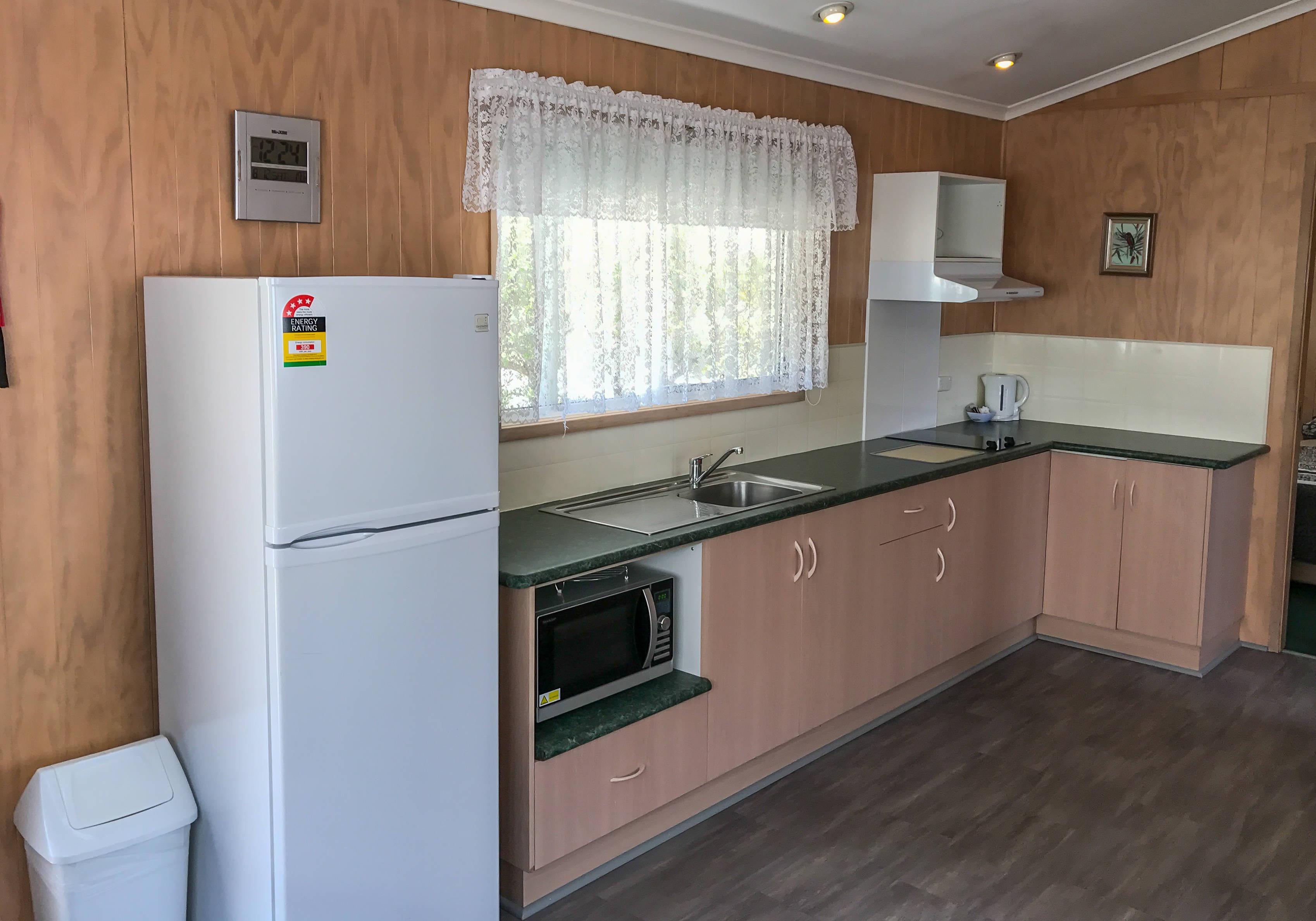 Cabin 56 - Kitchen