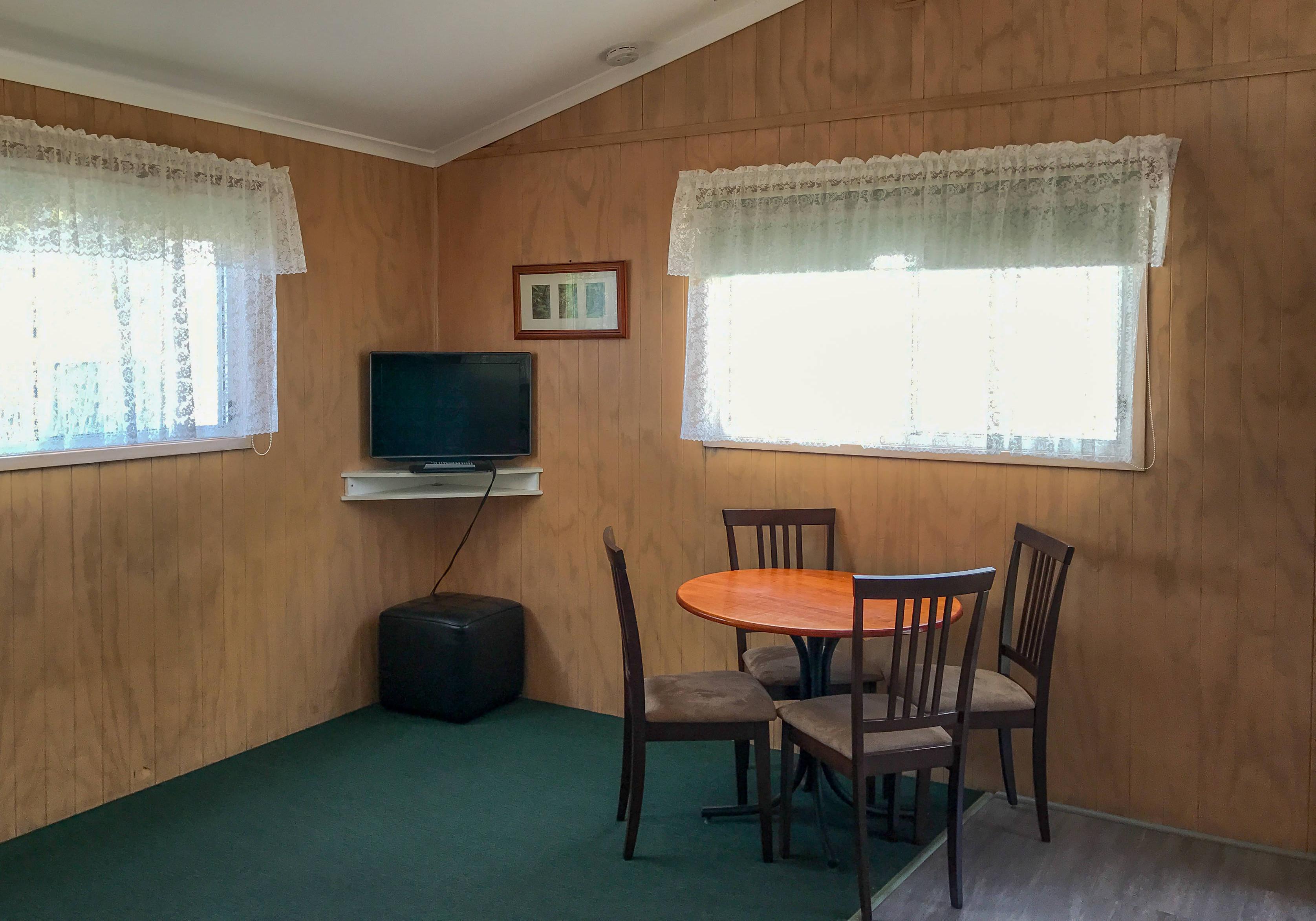 Cabin 56 - Sitting area