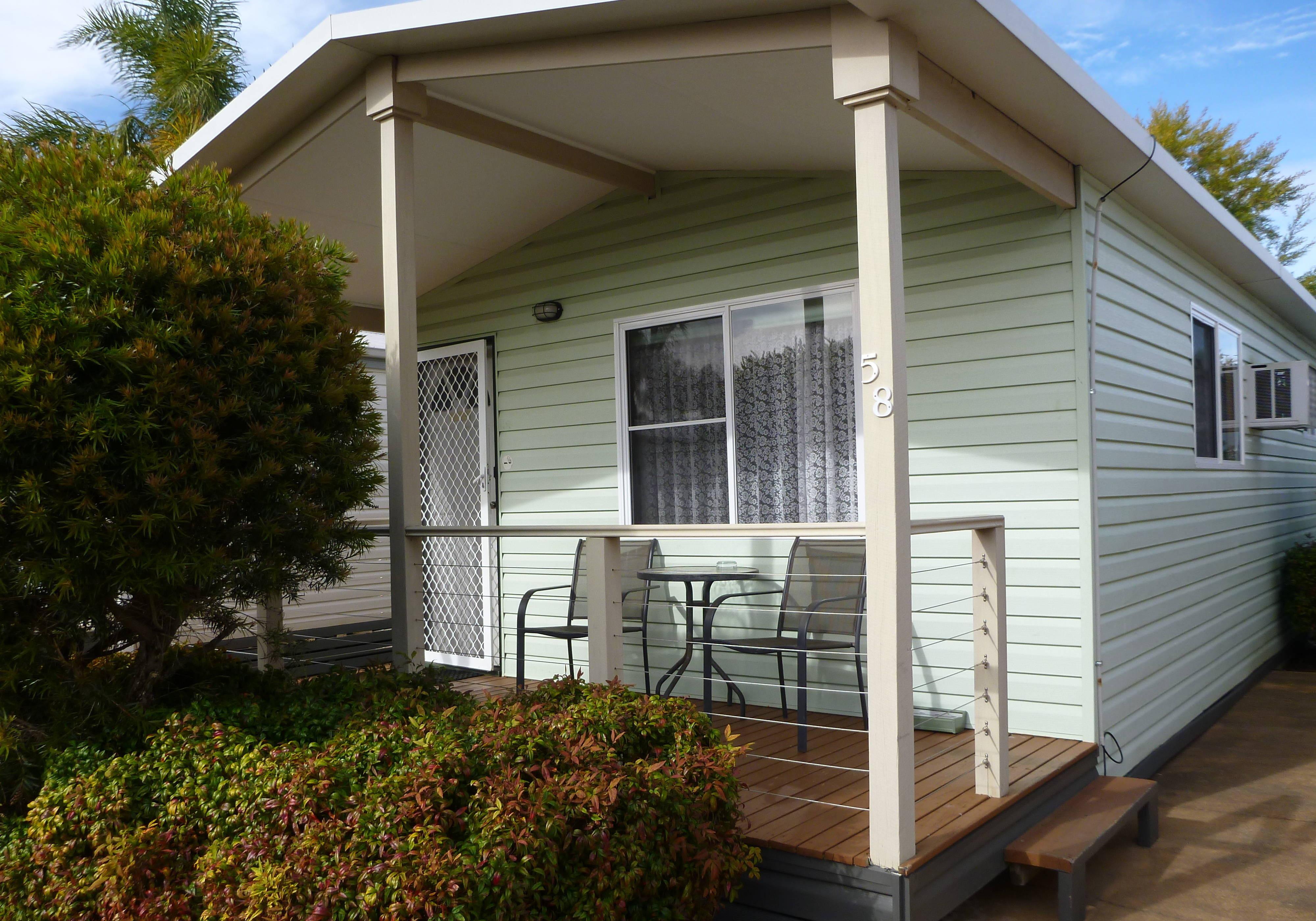 Cabin 58 - Exterior