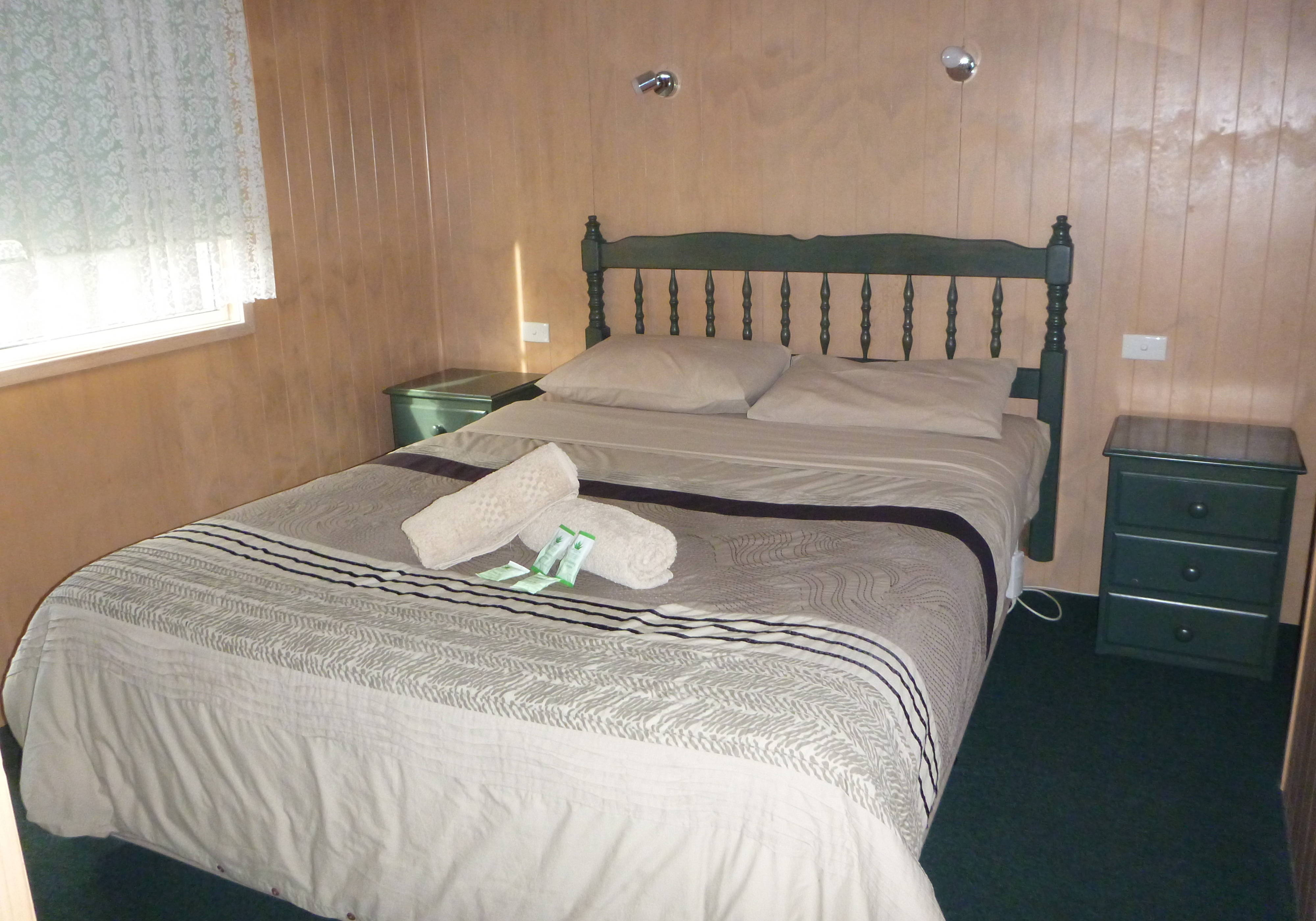 Cabin 58 - Bed